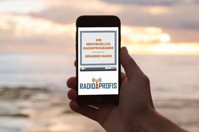 Radio Profis - Branded Radio in der Freizeit