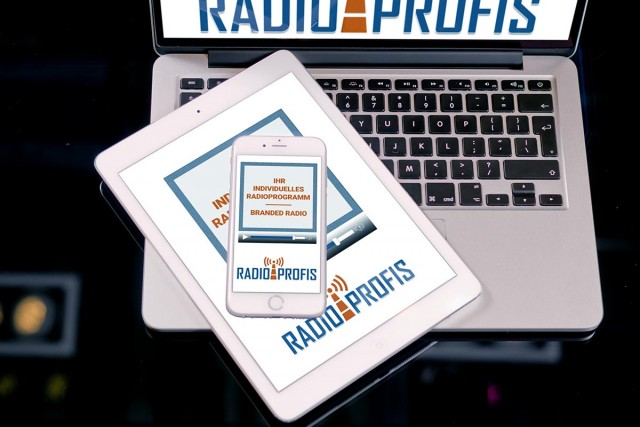 Radio Profis - Branded Radio und moderne Technik